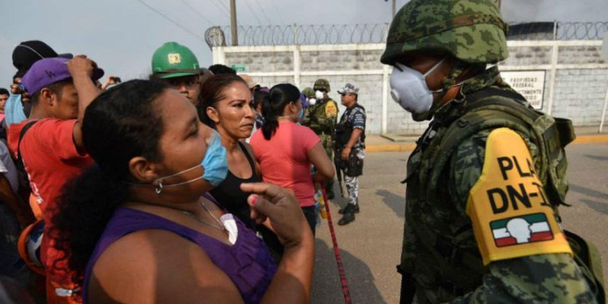 Familiares de desaparecidos protestan en Pajaritos; fuga tenía una semana, acusan