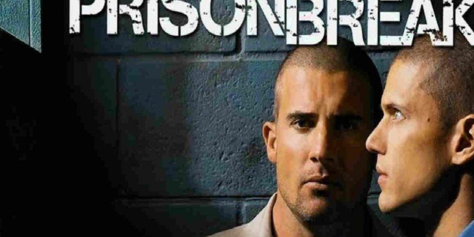 9.- Prison Break Foto:Fox