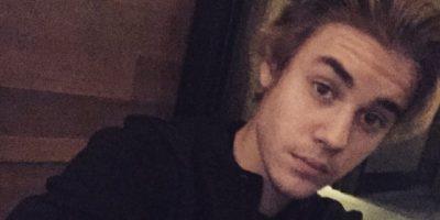 ¿Se acababa de despertar? Foto:Vía Instagram/@justinbieber