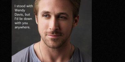 Ryan Gosling ha inspirado libros. Foto:vía Tumblr