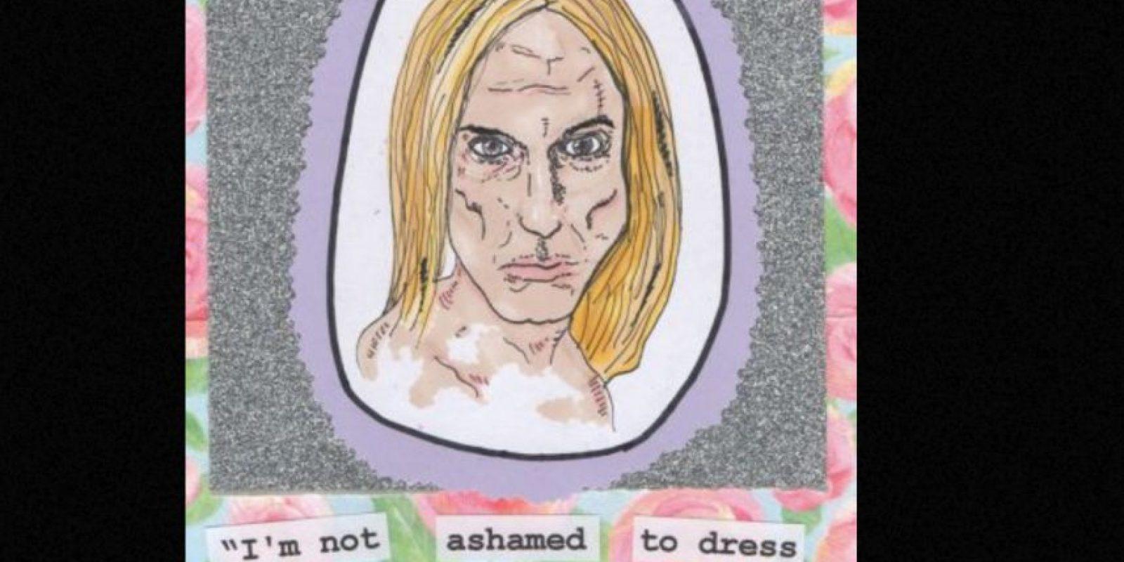 """""""No me avergüenza vestirme como mujer porque no es vergonzoso ser mujer"""" Foto:vía Hurricane Girls"""
