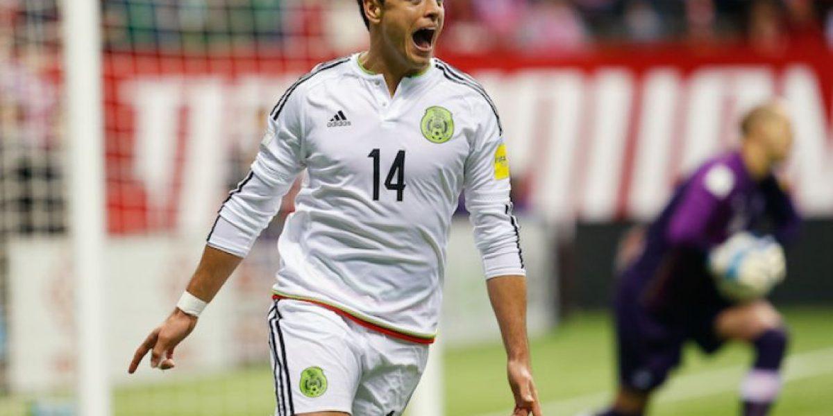 ¡Decisión tomada! Chicharito jugará la Copa América con el Tri y no JO