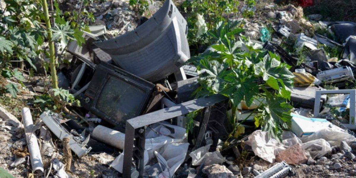 Teles viejas, el arma silenciosa para ecosistemas en México