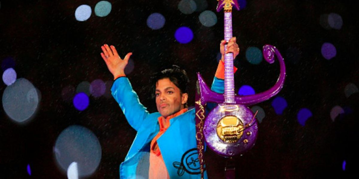 VIDEO: Revive el show de Prince durante el Super Bowl XLI