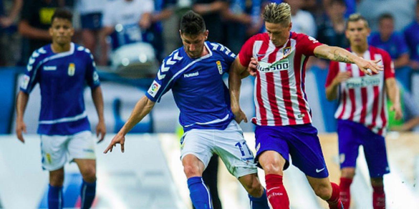 El Real Oviedo se encuentra muy cerca del ascenso en la Liga BBVA. Foto:Getty Images