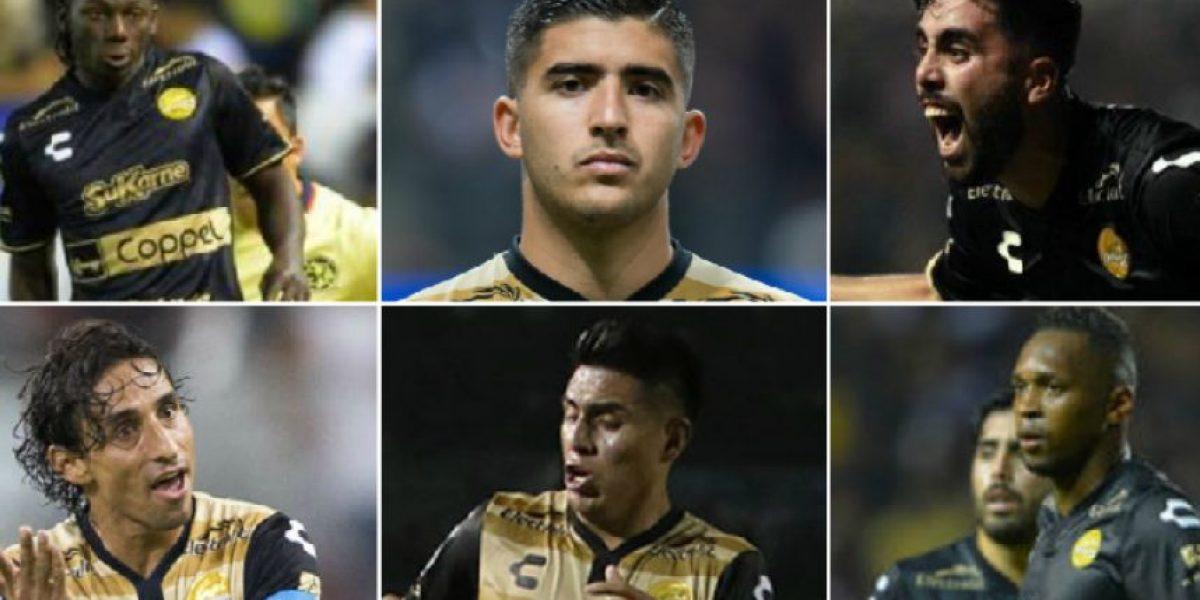 FOTOS: Los jugadores que no descenderán con Dorados