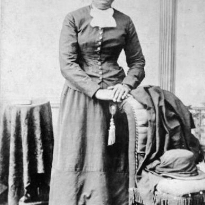 Era una mujer que escapó de la esclavitud en el Sur de Estados Unidos. Foto:AP