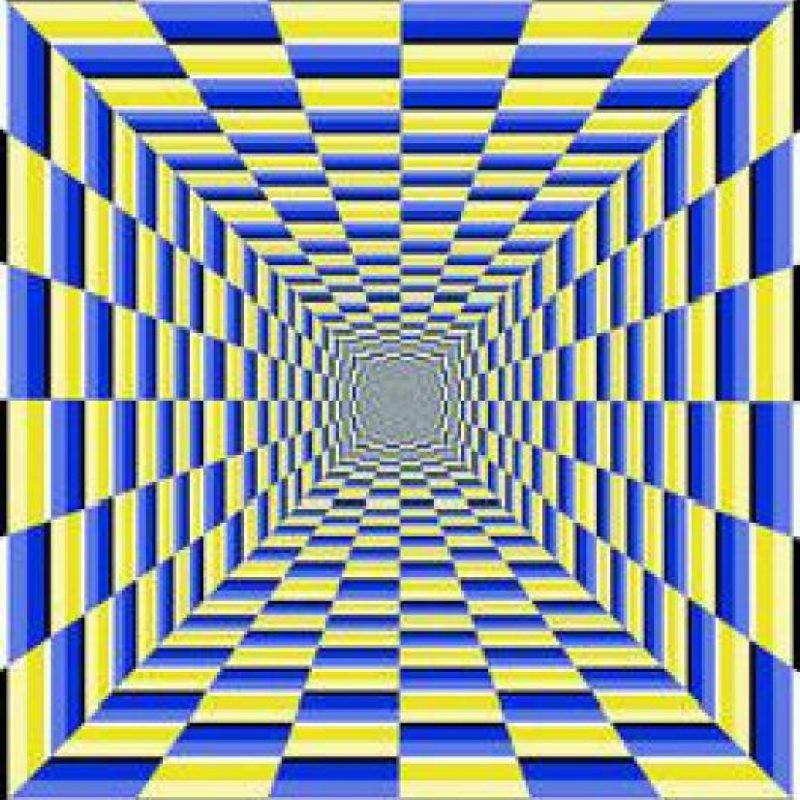 ¿Ven cómo se mueve? Pues no. Es una imagen fija. Foto:Tumblr