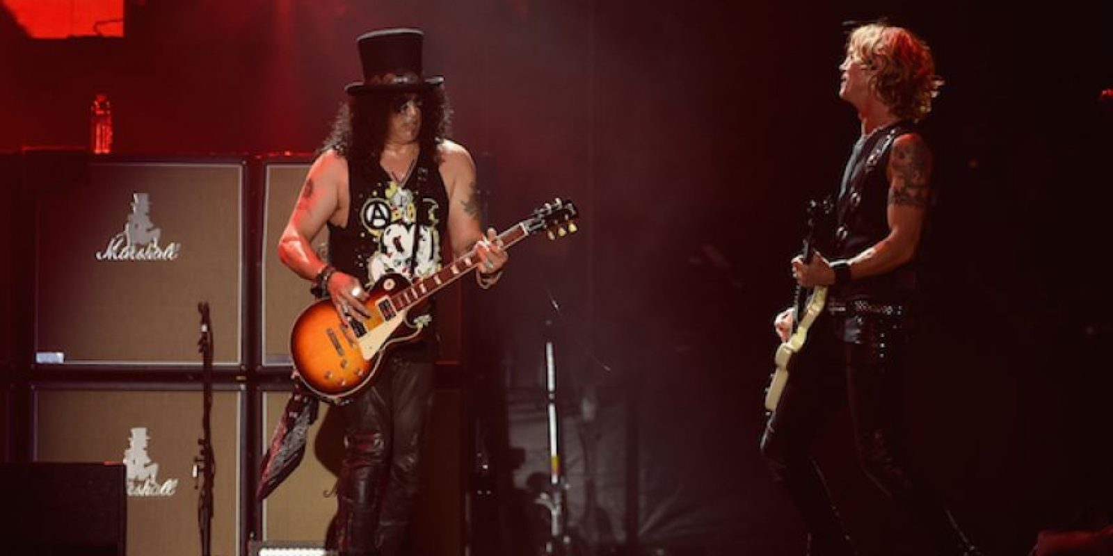 Es el bajista y segundo vocalista de la banda de hard rock Guns N' Roses Foto: Getty Images
