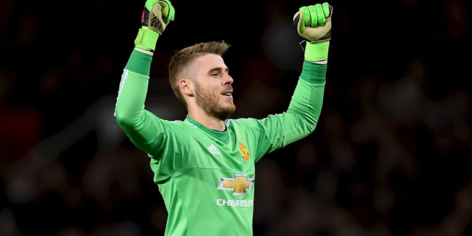 Portero: David de Gea Foto: Getty Images