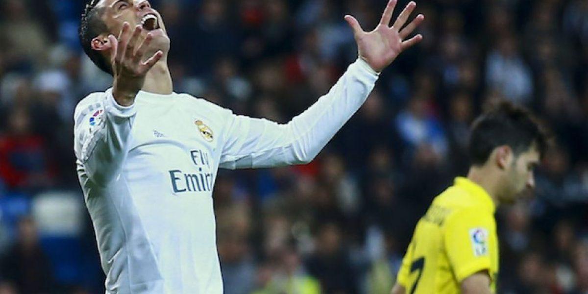 Cristiano es baja del Real Madrid y está en duda para la Champions