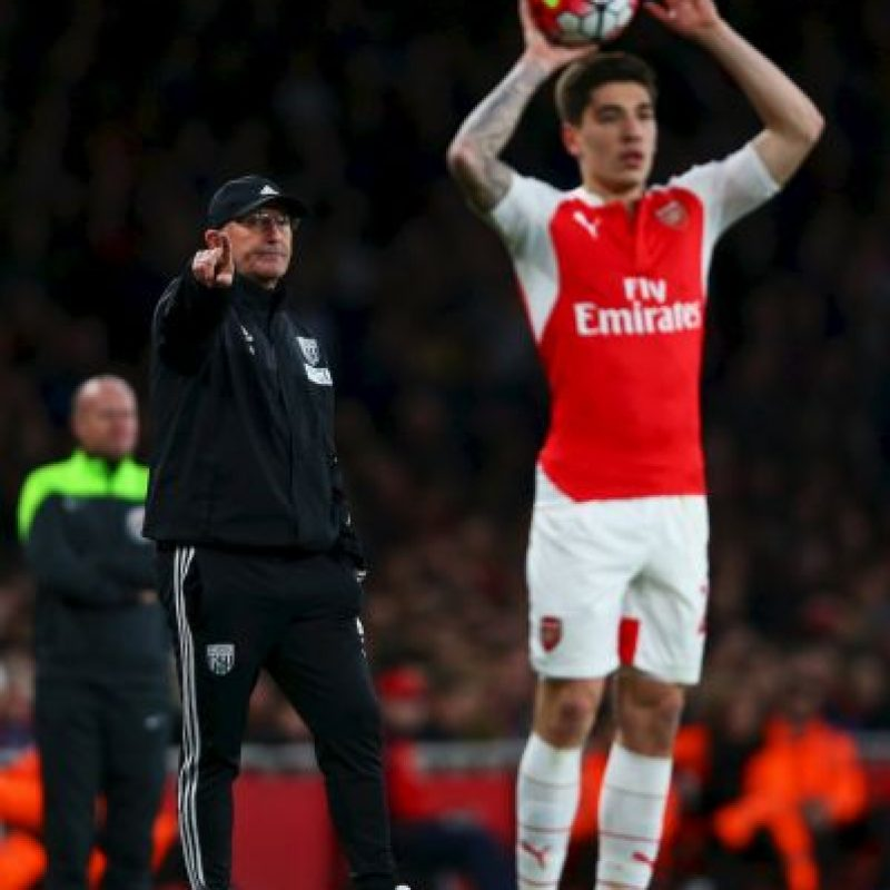 Héctor Bellerín Foto: Getty Images