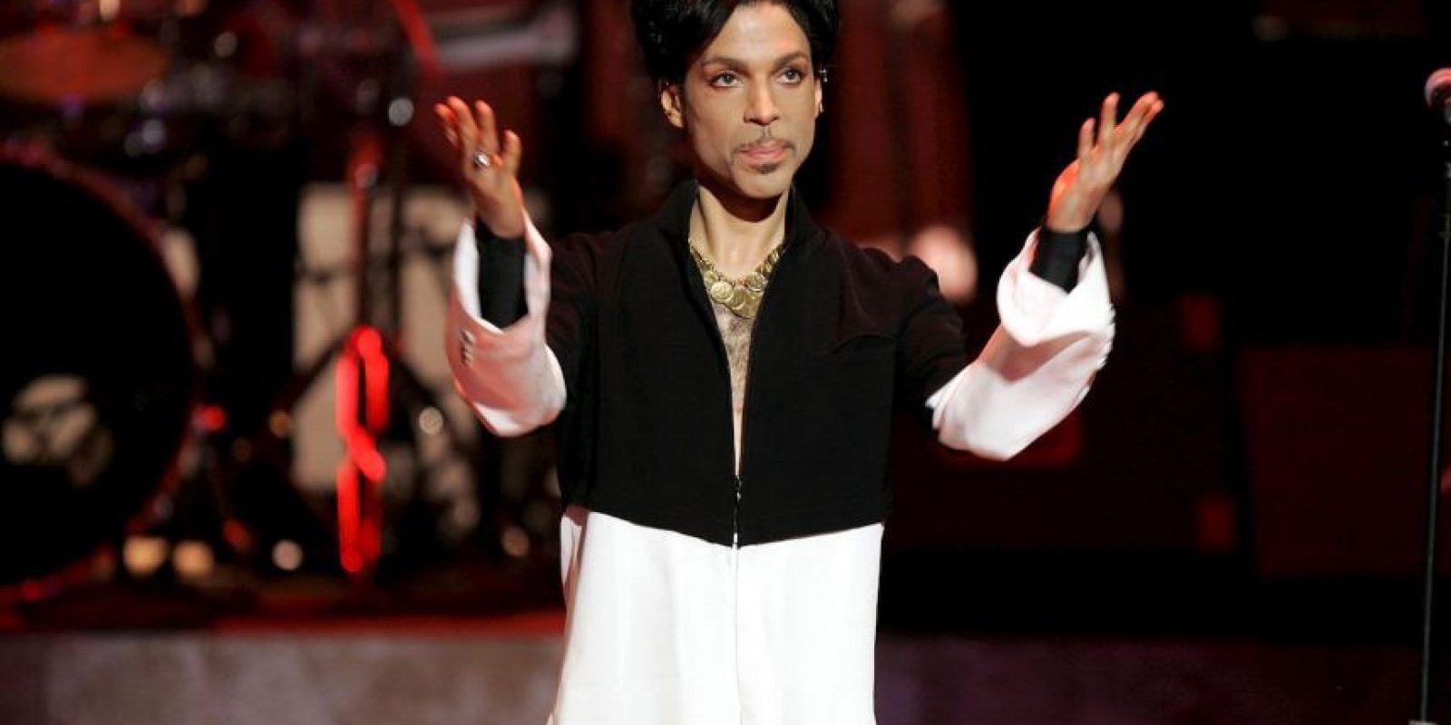 Ahora es recordado como uno de los mayores intérpretes de pop, funk y R&B de la historia. Foto:Vía Instagram/@Prince