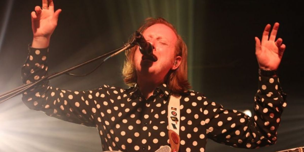 Two Door Cinema Club armó la fiesta en Guadalajara