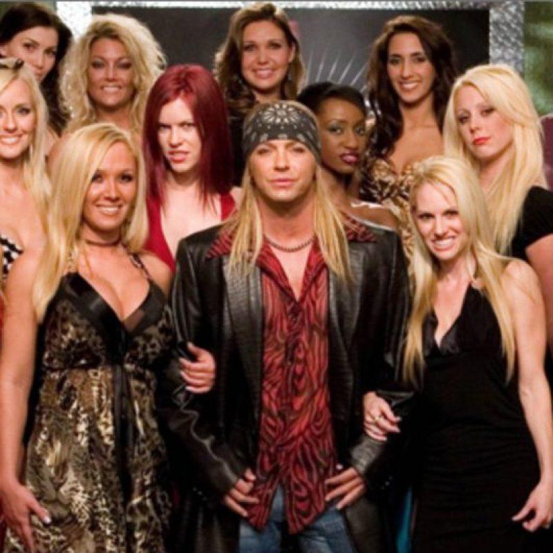 """""""Tenía que escoger entre varias chicas para ser su novia. Foto:vía VH1"""