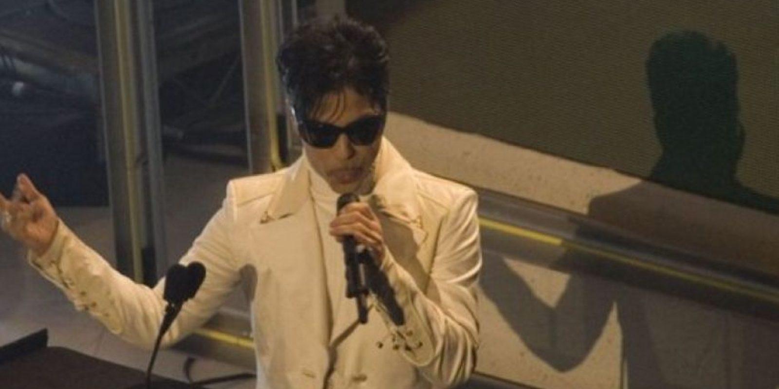 Prince: Vendió más de 100 millones de álbumes Foto:Grosby Group