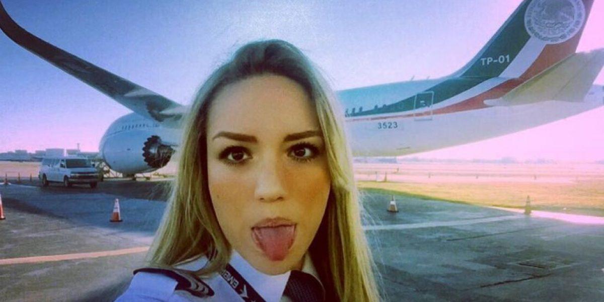 Enemigo en casa: La piloto del jet de