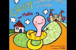 Con este libro, Thalía incursionó en el mundo de la literatura infantil. Foto:Amazon