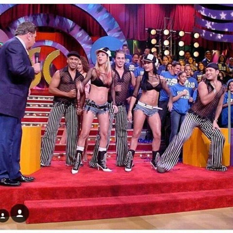Axé Bahía, fue una de las agrupaciones más recordadas de inicios del 2000. Foto:Facebook.com/AxeBahiaOficial