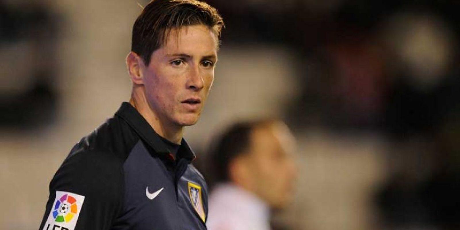 """Fernando Torres: """"Cuatro amigos"""" de David Trueba Foto:Getty Images"""