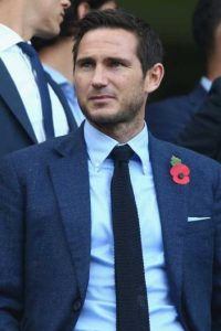 "Frank Lampard: ""The Making of Modern Britain"" de Andrew Marr Foto: Getty Images"