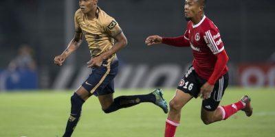 El colombiano salió lesionado del duelo ante Tijuana. Foto:Mexsport