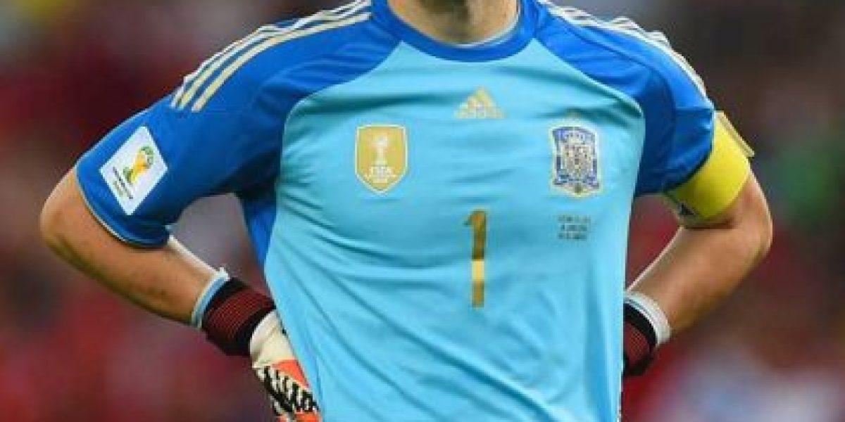 Kaká y su 11 ideal lleno de leyendas