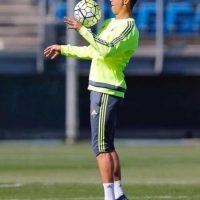 Ya que es normal que Zidane lo esté guardando para la semifinal de la Champions League. Foto:Vía instagram.com/Cristiano