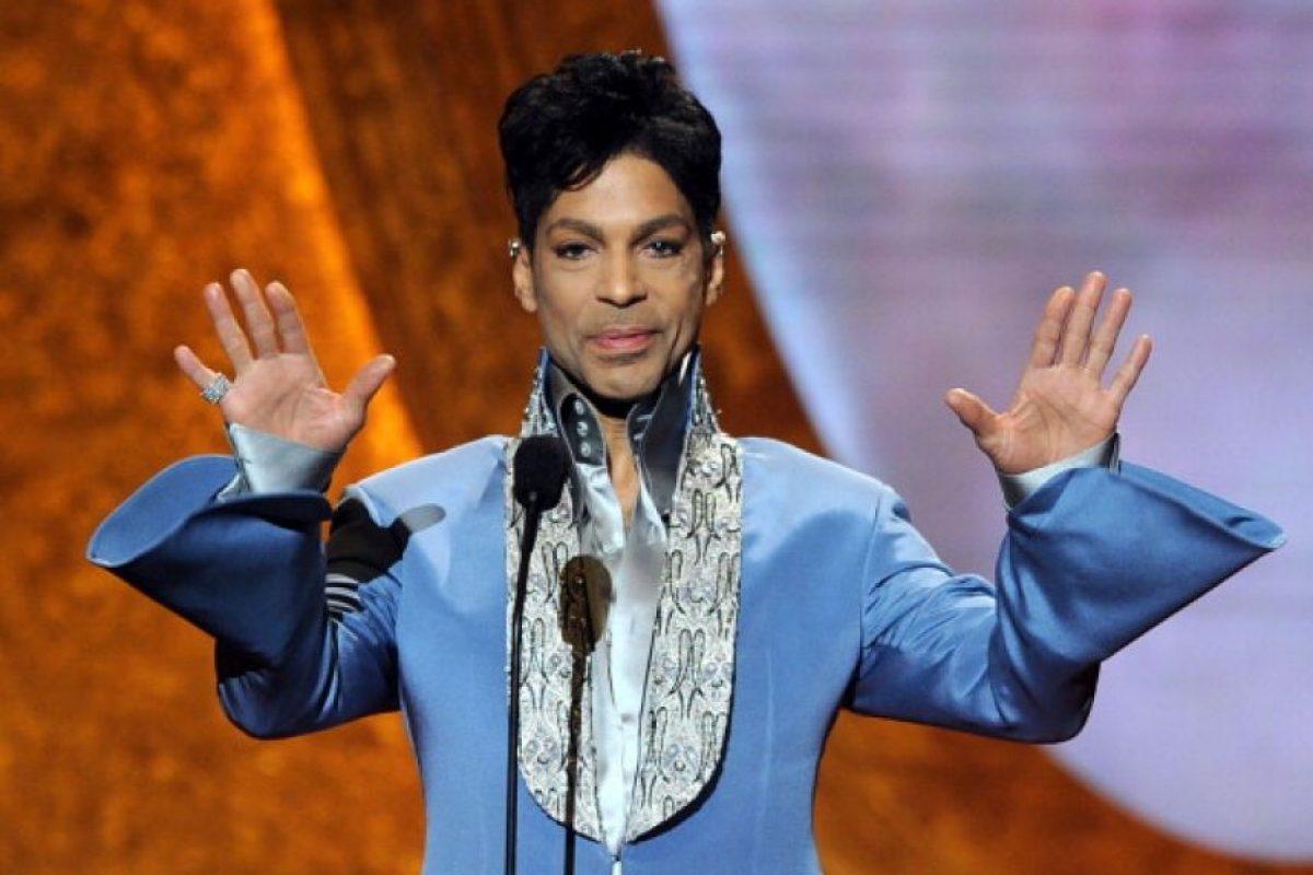 8. En 1984 alcanzó los número 1 de las industrias cinematográfica y musical al mismo tiempo Foto:Getty Images