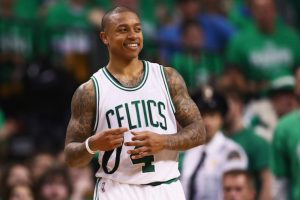 Con un Isaiah Thomas inspirado, Celtics se acerca en la serie ante Hawks Foto:Getty Images