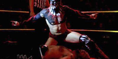 Finn Bálor es un luchador irlandés de 34 años Foto:WWE