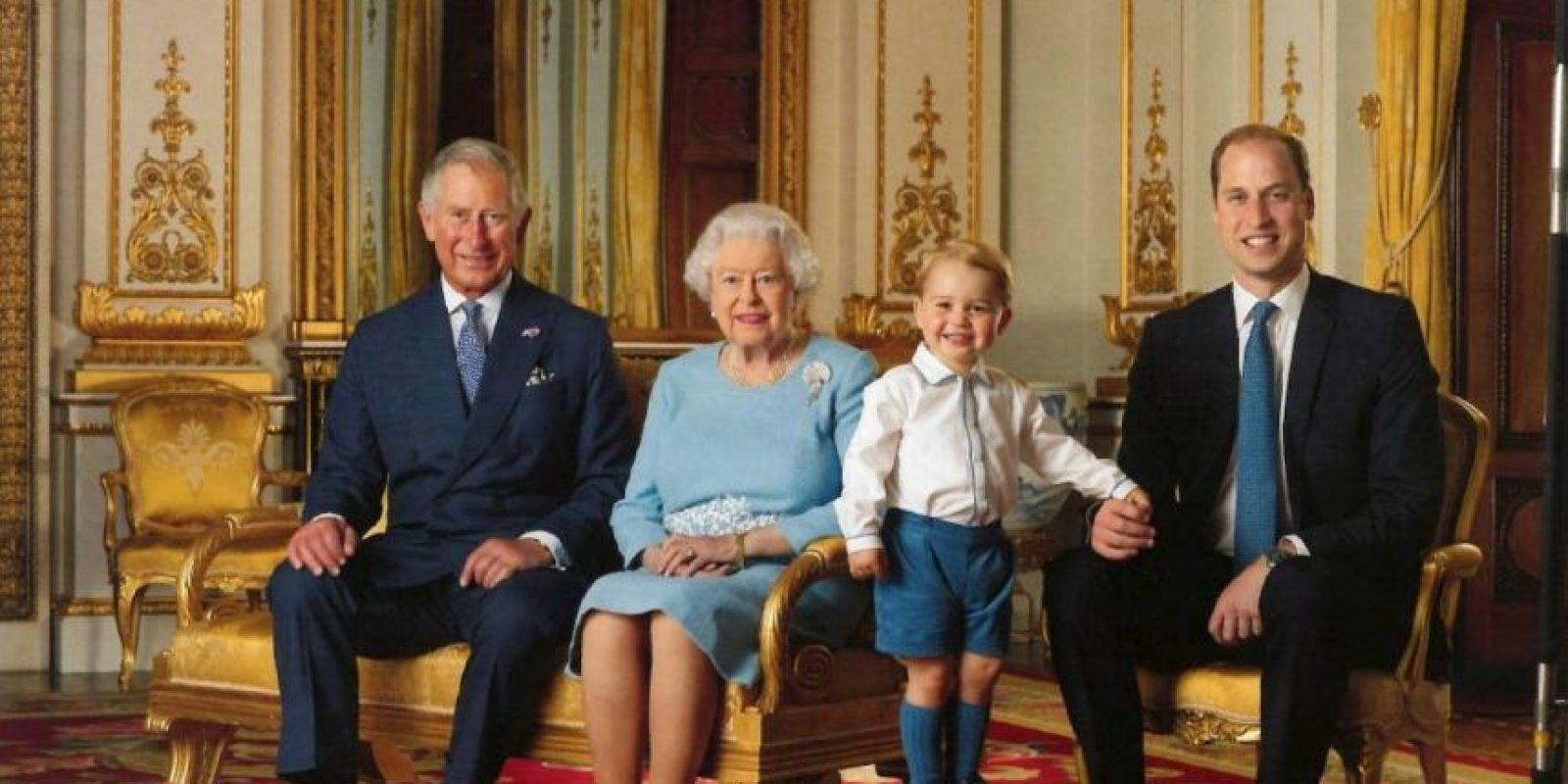 Es el tercero en la línea de sucesión al trono británico Foto:facebook.com/TheBritishMonarchy