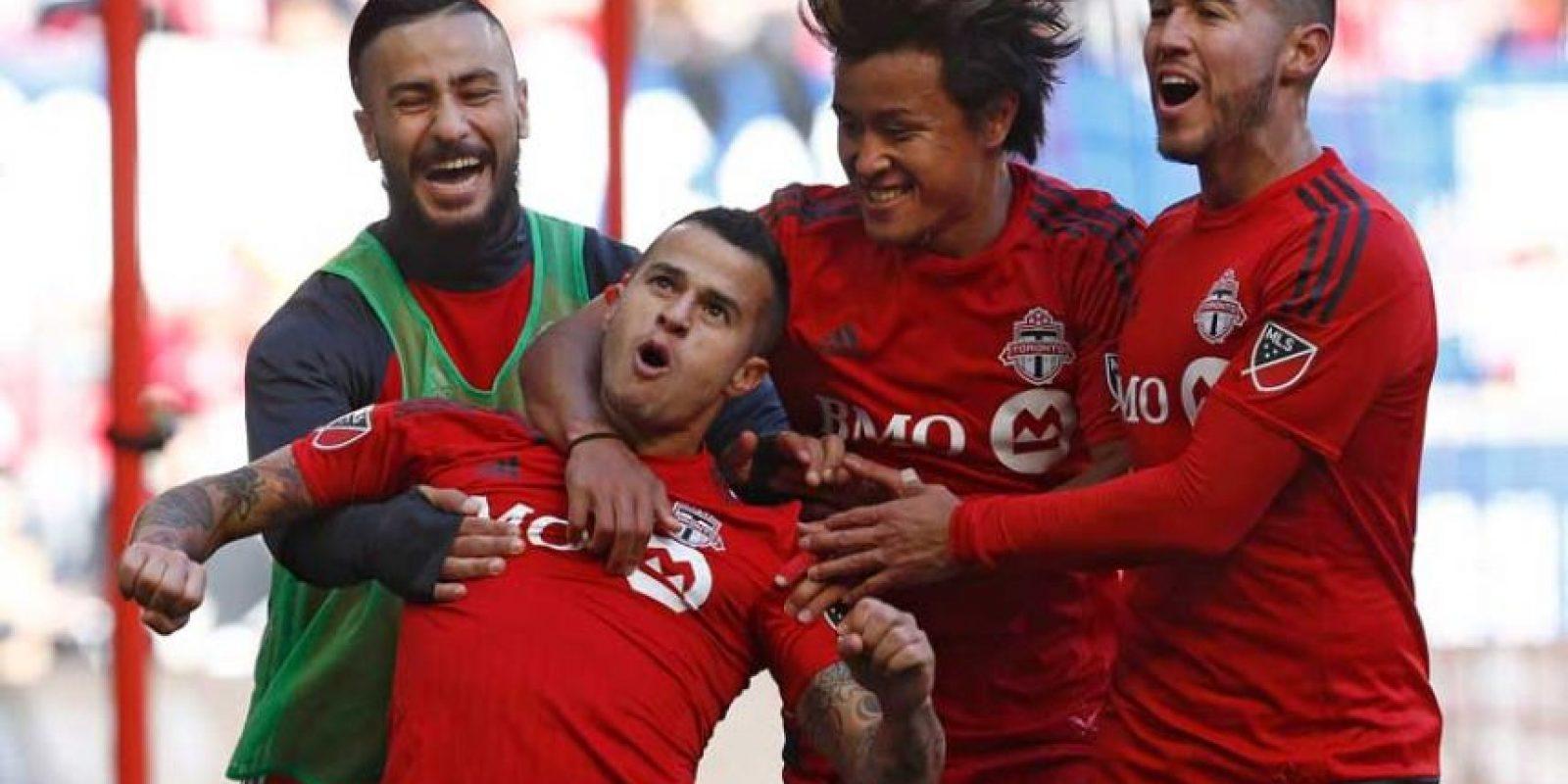 La Major League Soccer es la liga de fútbol profesional de los Estados Unidos. Foto:Getty Images