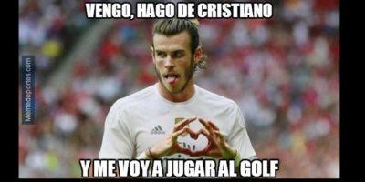 Donde Bale fue la figura. Foto:memedeportes.com