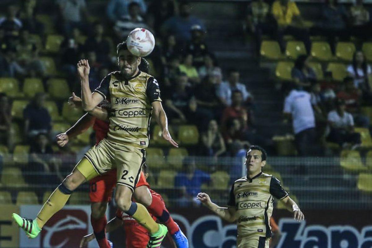 Dorados apela a la dignidad y vence a Morelia Foto:Mexsport