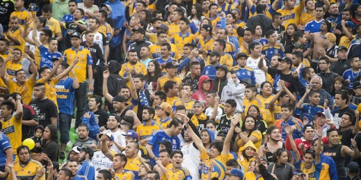 VIDEO: Batalla campal en el Santos-Tigres deja 22 detenidos