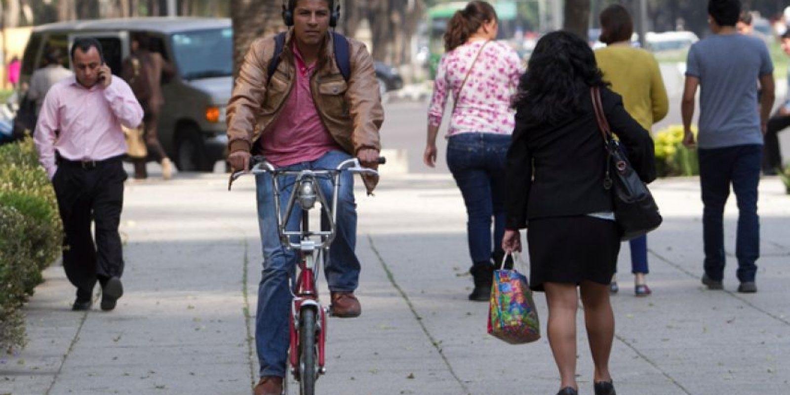 En México los hechos de tránsito son la primera causa de muerte en la población de entre 5 y 30 años de edad Foto:Cuartoscuro