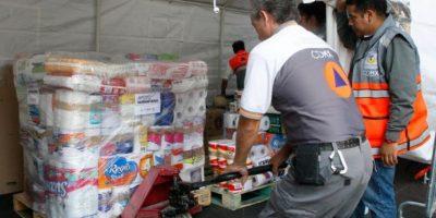 Se requieren alimentos no perecederos o de higiene personal Foto:Especial