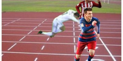 Así va la lucha por el liderato en la Liga de España. Foto:memedeportes.com