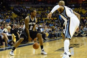 "Spurs ""sacan la escoba"" y eliminan a Grizzlies Foto: Getty Images"