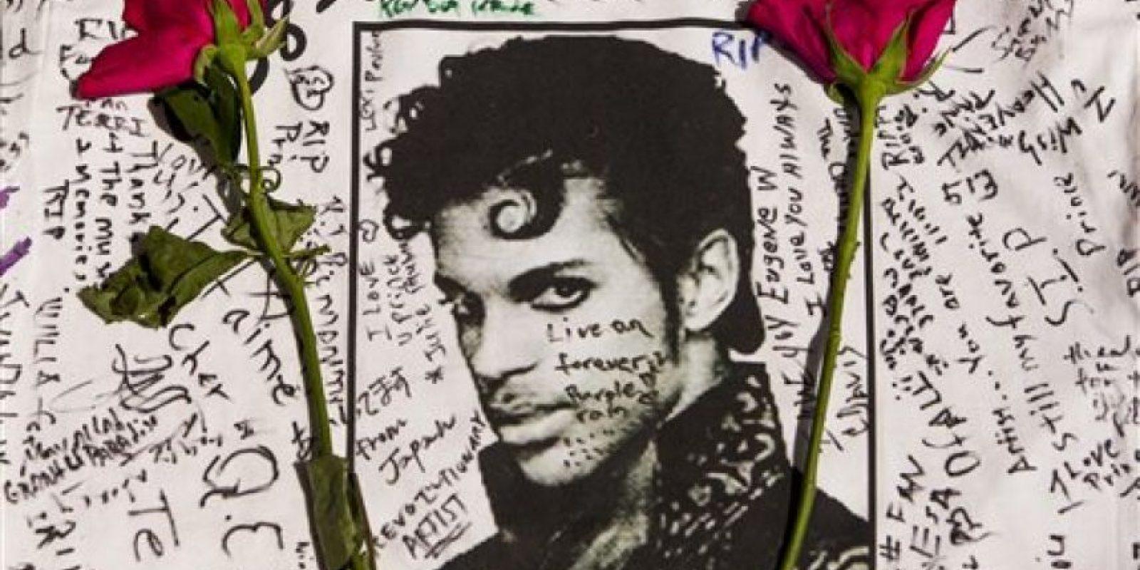 Así se recordó a Prince en todo el mundo Foto:AP