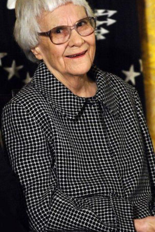 La escritora estadounidense Harper Lee fue conocida por su novela Matar un ruiseñor (To Kill a Mockingbird, 1960), obra ganadora del Premio Pulitzer, Foto:Getty Images