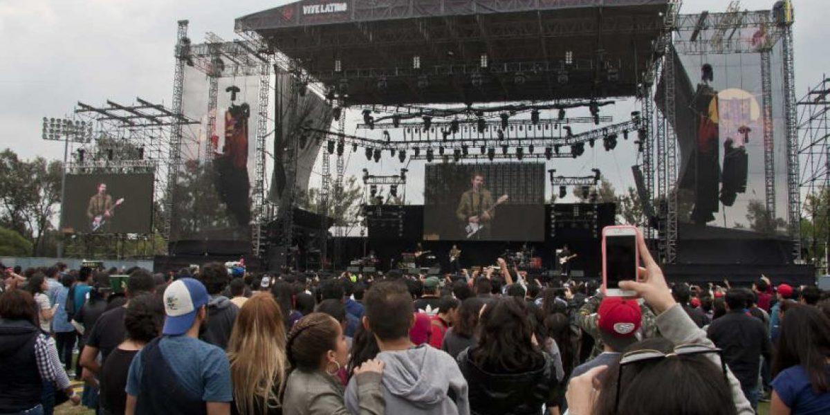 Así fue la moda en el primer día del Vive Latino