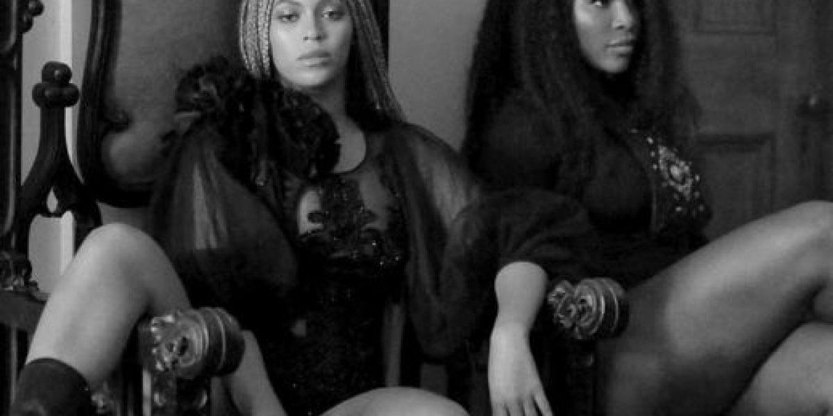 Serena Williams presume sus curvas en nuevo video de Beyoncé