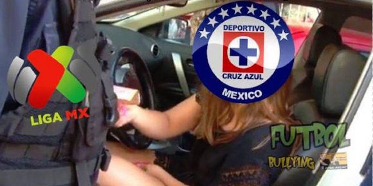 La carrilla de la Liga MX con los memes de la fecha 15