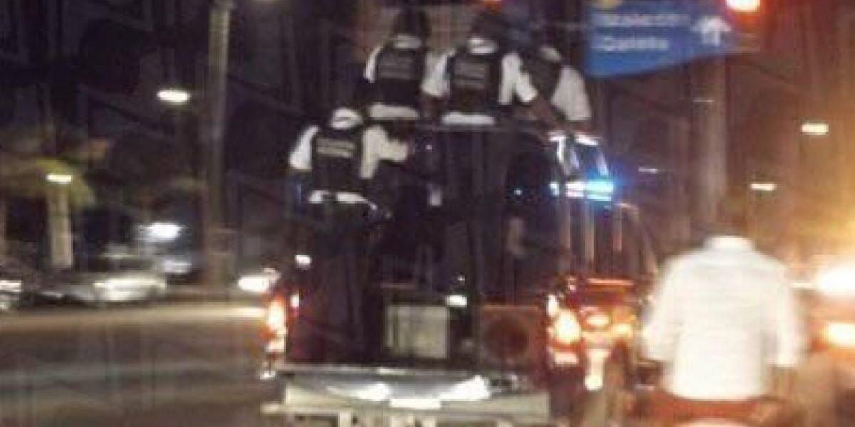 VIDEOS: Así se vivieron los ataques contra la PF en Acapulco