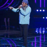 4. Con el tema Desvelado, Toño Rubio logró su lugar en La Voz… México, fue elegido por J Balvin Foto:Televisa