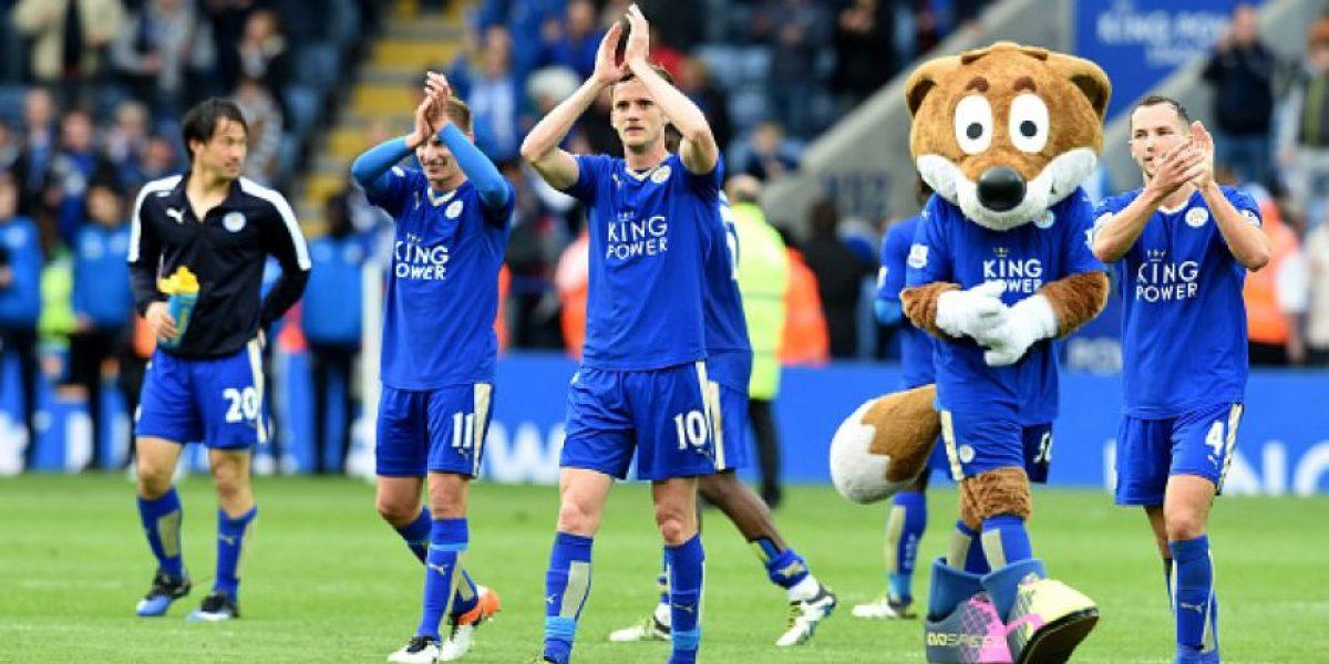 A celebrar al Ángel si Leicester se corona