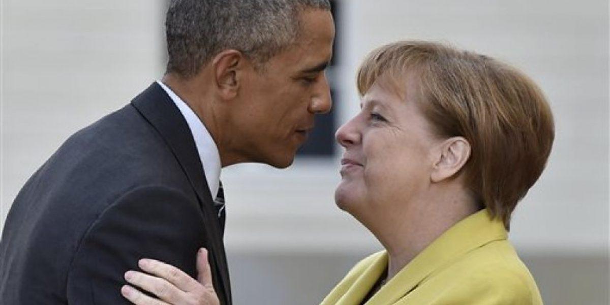 Obama y Merkel ratifican sus acuerdos comerciales