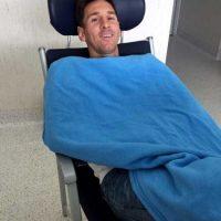 Ha ganado cinco veces el Balón de Oro y todos, gracias a sus logros con la camiseta azulgrana. Foto:Vía instagram.com/leomessi